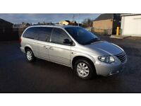 Chrysler Grand Voyager 3.3 Petrol 56reg (30 december)