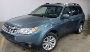 2011 Subaru Forester 2.5 LITRES LIMITED