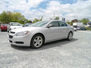Financing.44$ WEEKLY OAC!!! 2011 Chevy Malibu GREAT CONDITION.