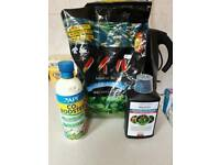 tropical fish tank accessories