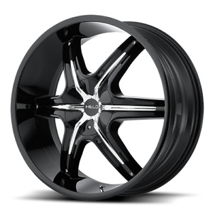 "Brand New 24"" Chevy or Ford Truck Wheels"