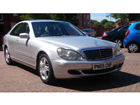 QUICK SALE MERCEDES S CLASS S350 FULL LOADING SERVICE HISTORY !!