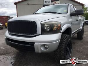 2008 Dodge Ram 2500 SLT LIFTED 5.9L CUMMINS TURBO DIESEL!!