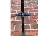 RDX PULL UP BAR AND PUNCH BAG HOLDER