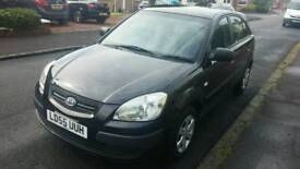 Kia Rio, 1 year MOT and low mileage