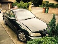 Vauxhall Omega GLS, rear wheel drive, low mileage, 2 owners