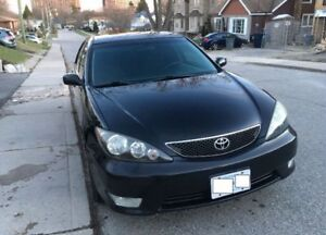 Toyota Camry 2005 4 cyl.low km for sale or swap with van