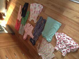 1-2 years girls bundle