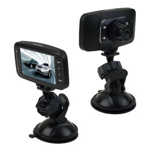 GS8000 1080p car camera with G-sensor backup camera included