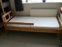 Kids Bed For Sale + free mattress