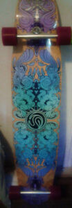 Lush Long board. Used only Once no scratches or damage