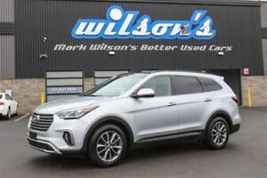 2017 Hyundai Santa Fe XL XL LUXURY LEATHER! NAVIGATION! $108/WK,