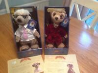 Sergei & Alexsandr meerkats