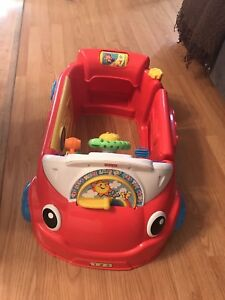 Auto Fisher Price laugh and learn
