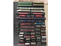 Large Hornby (00 gauge) Train Collection