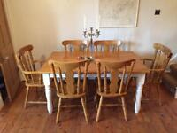 Table and chairs (free local delivery)