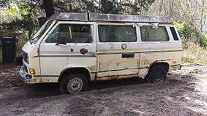 Wanted: Fixer upper Vanagon