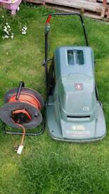 Hover master lawn mower