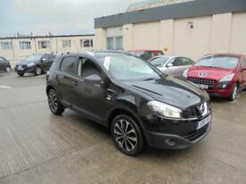 2012 Nissan Qashqai 1.5dCi 2WD N-TEC Finance Available
