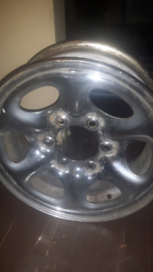 "15"" 6 bolt car rims"