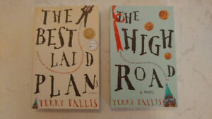 The Best Laid Plan / The High Road by Terry Fallis