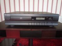 MATSUI CDP 200 CD PLAYER - REMOTE CONTROL - UNMARKED - £29