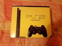 PlayStation 2 PS2 with games