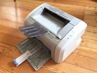 HP LaserJet 1020 A4 b/w laser printer