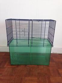 Gerbilarium suitable for housing Gerbils or Mice