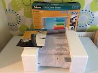 Fellowes Pulsar+ 300 Office Manual Comb Binder