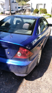 2004 honda civic. Need gone