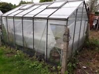 8×12 greenhouse