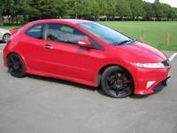 2007 07 REG Honda Civic 2.0i-VTEC Type R