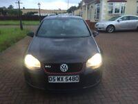 Volkswagen Golf GTI 2.0 petrol 2005