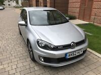 2012 Volkswagen Golf 2.0 TDI GTD [DSG] 5dr (Leather Sport Interior!) Very Well Maintained