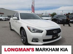 2015 Infiniti Q50 3.7 AWD Limited One Owner