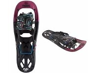 TUBBS WOMEN´S FLEX VRT 22 SNOWSHOE SNOW SHOES UP TO 75 KG - NEW