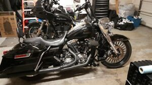 One of a kind ROAD KING.Reduced