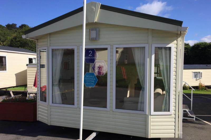 Static Caravan Paignton Devon 2 Bedrooms 6 Berth Pemberton Harmony 2016
