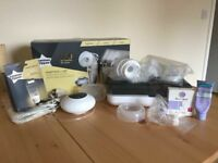 Tommee tippee electric breast pump express and go kit