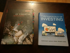 NAIT Business Textbooks (Finance)