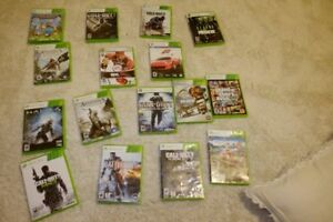 XBOX 360 Games: GTA 5, COD, Minecraft