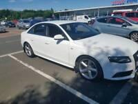 Audi a4 sline 2.0 tdi remapped 200bhp