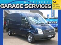 2011 FORD TRANSIT MWB EURO 5 EXCELLENT CONDITION **LOW MILES**