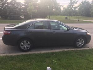 2007 Toyota Camry Sedan_Very low mileage