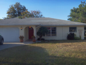 Escape to Paradise. Lovely, Spacious House in Venice,Fl. $3500US