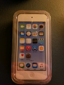 Sealed iPod touch 32gb Blue