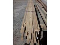 20mm x 20mm timber / wood battens.