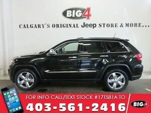 2012 Jeep Grand Cherokee Limited | Pano Roof | V8 |