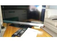 """Sony Bravia TV 32"""" with freeview box"""